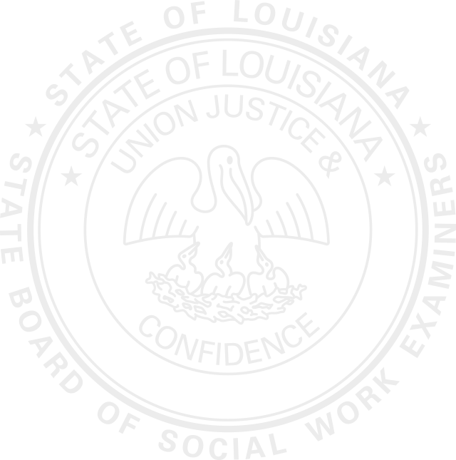 Louisiana State Board of Social Work Examiners